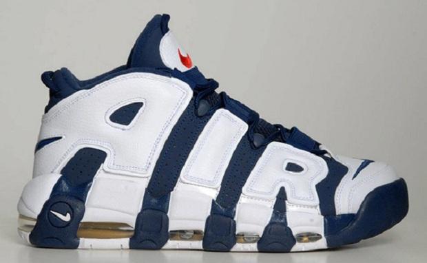 """e8815c2cb85b4 Sneaker.Freaker  Nike Air More Uptempo """"Olympics"""""""